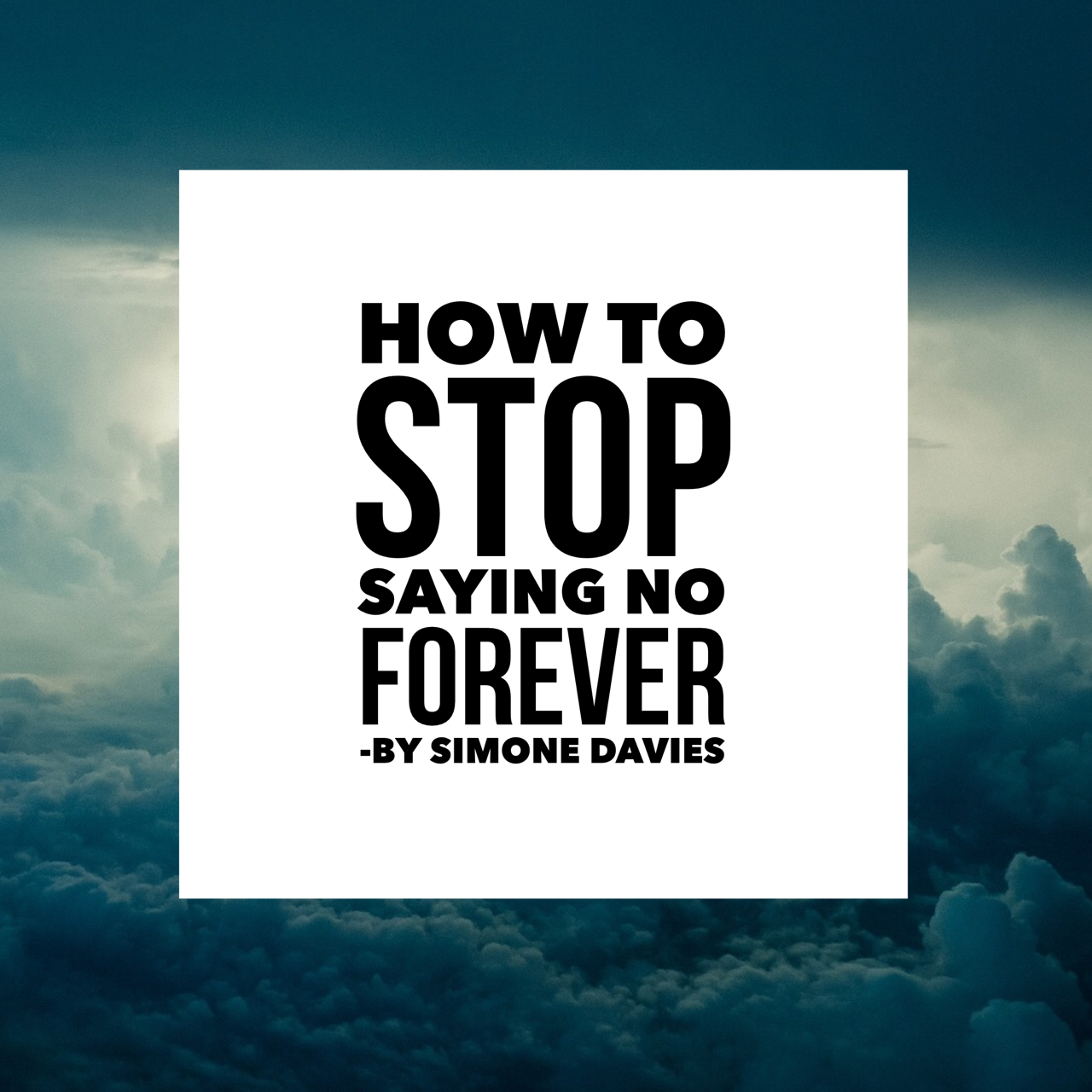 Stop saying no forever + what to say instead Montessori-style