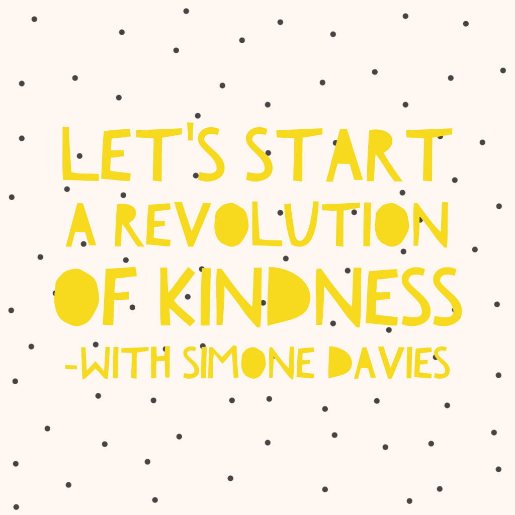 revolution of kindness