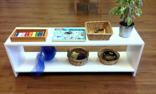 Montessori music area