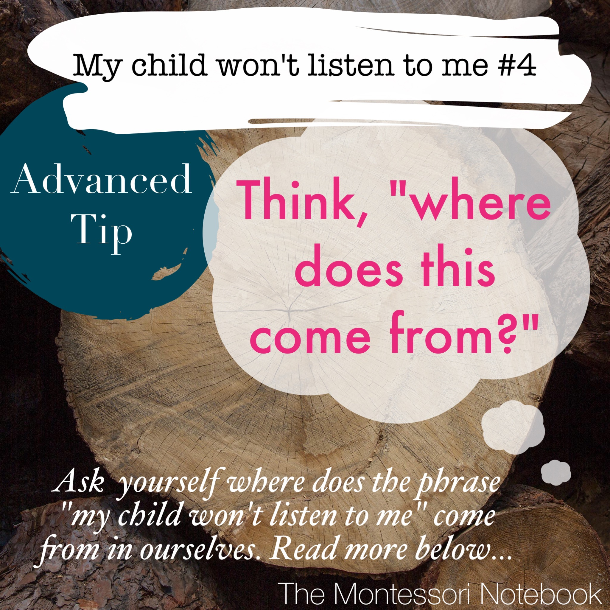 My child won't listen to me - 10 tips to turn things around - The
