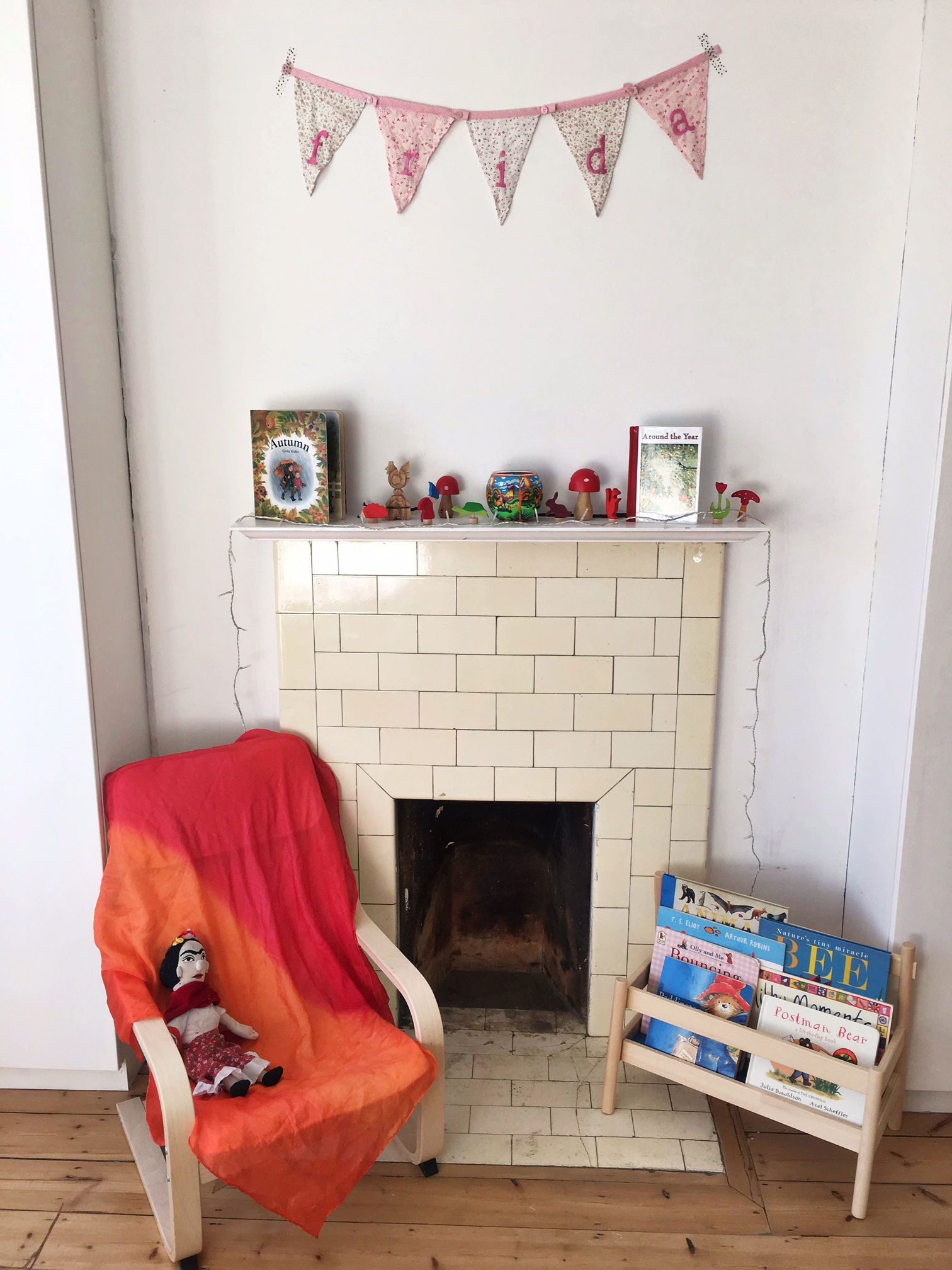 A peek inside Eloise, Sam and Frida\'s Montessori-style home in ...