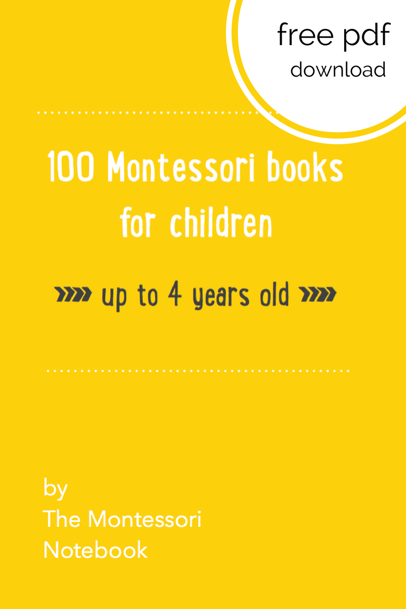 books for montessori children free pdf download