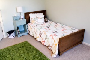 Montessori bedroom toddler
