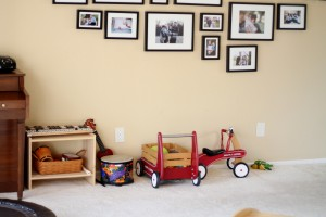Montessori play spaces