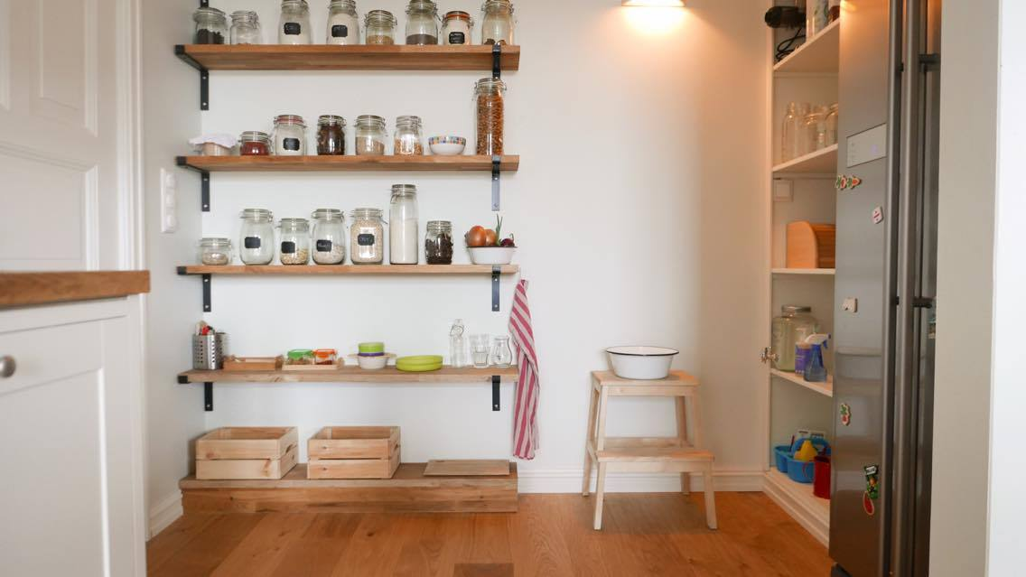 Montessori kitchen area
