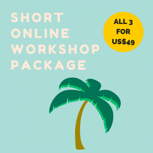 2017 short online workshop package