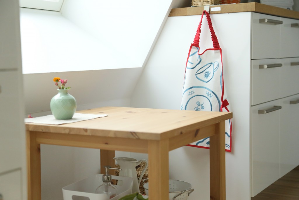 Montessori kitchen details