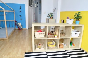 SUMMER SERIES: Montessori home tour #5 – a peek inside Susan, Emil and Oskar's home in Germany