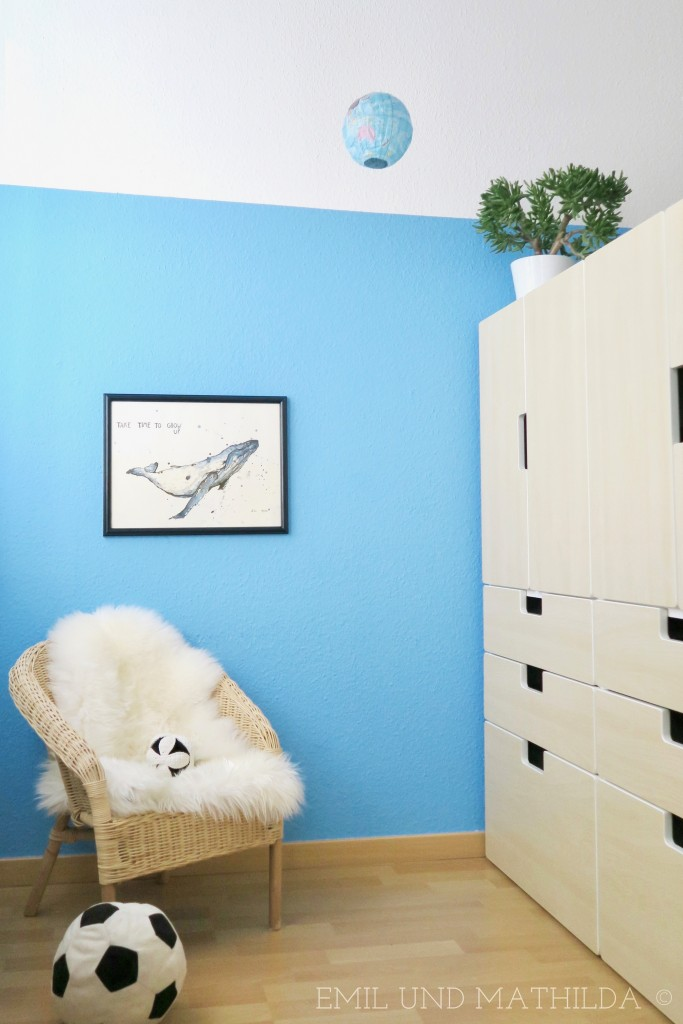 Montessori bedroom 2