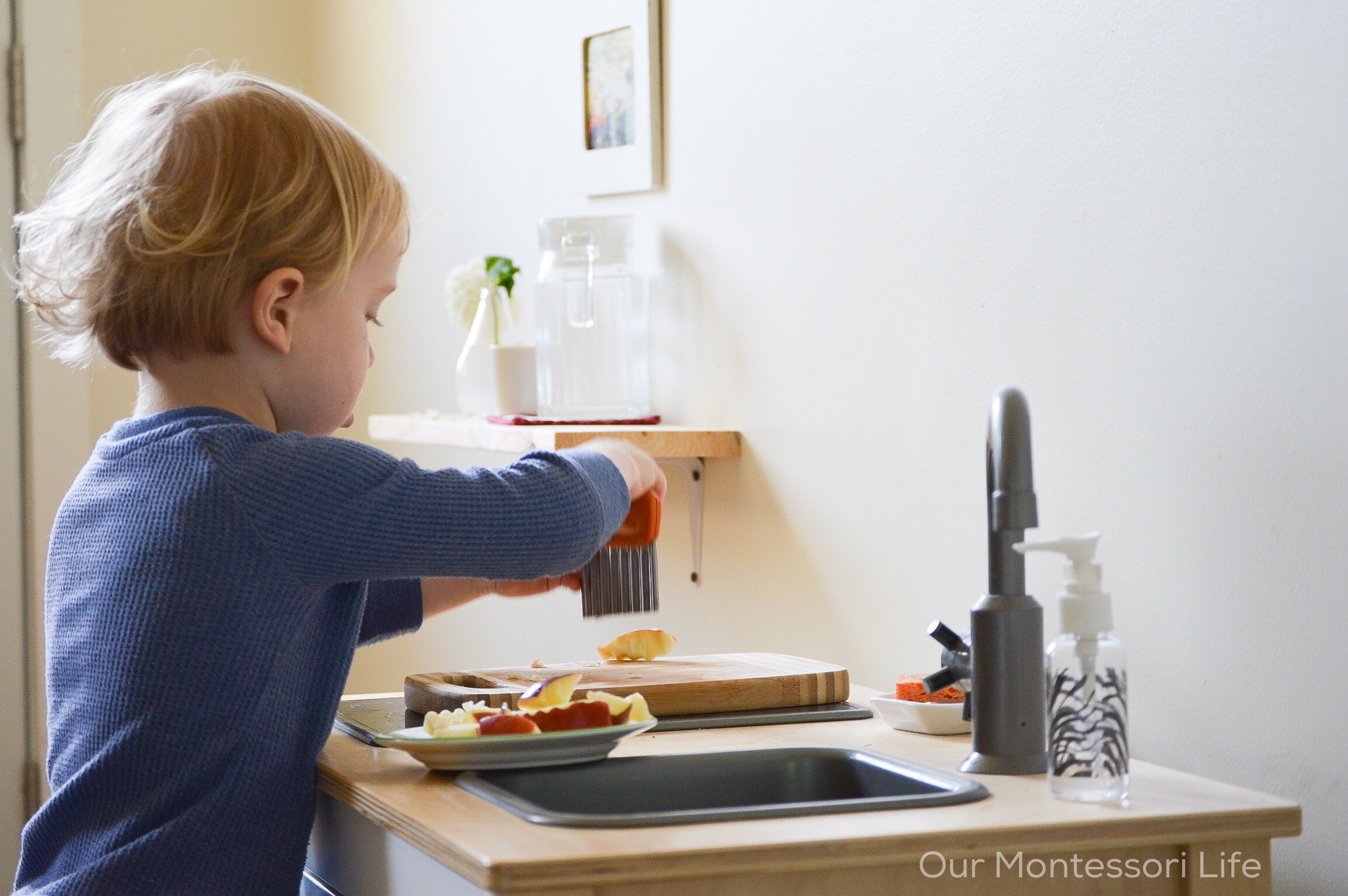 SUMMER SERIES: Montessori home tour #3 – a peek inside Our ...