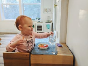 An interview with Theresa of Montessori in Real Life about raising toddlers in a Montessori way