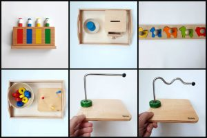 Montessori activities for 12 to 15 months