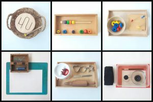 Montessori activities for 15 to 18 months