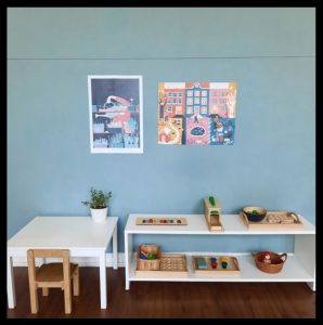 Montessori activities for 2 years 3 months to 2 years 6 months
